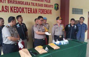 Dooor...! Mampus looo, Polisi Tembak Mati Pengedar Narkoba di Bekasi