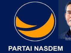 Syamsuar - Edi Natar, Pasangan Ideal Memimpin Riau 2018 Ungkap Ketua DPW Riau Partai Nasdem