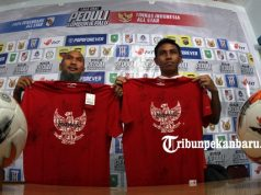 Ada 2 Jersey Asian Games Yang Akan Di Lelang di Laga Amal PSPS All Star vs Timnas All Star