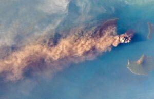Gunung Anak Krakatau Di Pasang Sensor Untuk Antisipasi Dampak Erupsi