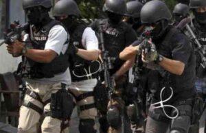 Buru Kelompok Teroris di Pegunungan Poso, Namun Polisi Terkendala Cuaca
