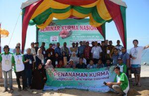 Seminar Kurma Nasional & Penanam Pohon Kurma Perdana Untuk Penghijauan Garis Pantai Serta Memajukan Pariwisata Aceh