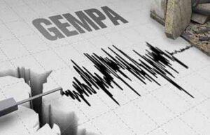 Aceh Dan Pangandaran Di Guncang Gempa Bersama'an