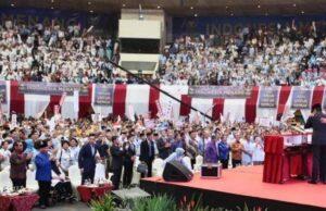 Di Pidatonya, Prabowo Menyebut Kita Bisa Produksi Mobil Asli Indonesia, Bukan Mobil Etok-etok