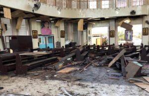 Indonesia Siap Bantu Penyelidikan Teror Bom Gereja di Jolo