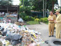 Soal Sampah Di Pekanbaru, Wako Minta Warga Disipilin