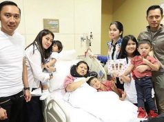 Ternyata Jenis Kanker Darah Ani Yudhoyono Agresif, Ini Kata AHY