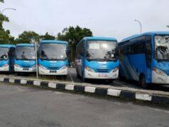 5 dari 7 Unit Bus Transmetro Pekanbaru yang Rusak akan Beralih Fungsi Jadi Bus Pariwisata