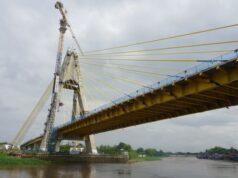 Besok Peresmian Jembatan Siak IV, Namun Untuk Pengalihan Arus Kendaraan Akan Di Alihkan Sementara