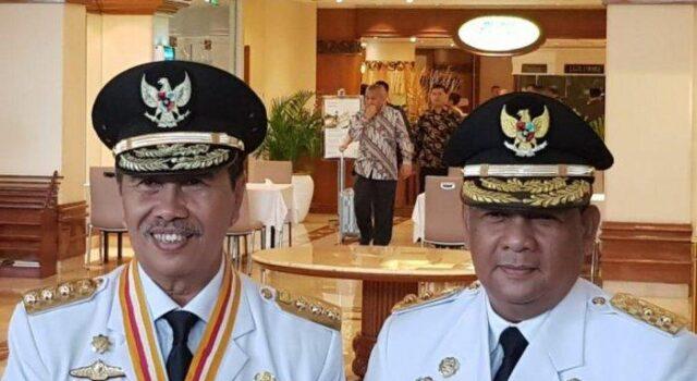 Syamsuar dan Edi Natar Akan Pimpin Riau Lima Tahun Kedepan