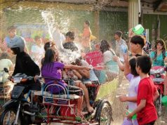 Kini Festival Perang Air Pecahkan Rekor MURI Kategori Peserta Terbanyak