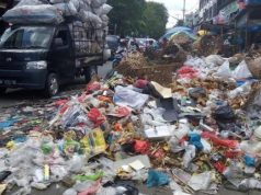 50 Orang Sudah Diberi Sanksi Oleh DLHK Pekanbaru, Akibat Buang Sampah Sembarangan