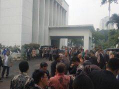 Pejabat Pemprov Riau Juuga Turu Hadiri Pelantikan Gubri Terpilih di Istana Negara