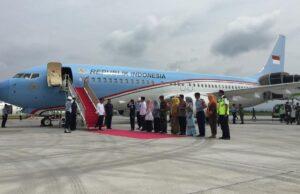 Tiba Di Lombok Jokowi Langsung Tinjau Pembangunan Rumah Tahan Gempa di NTB
