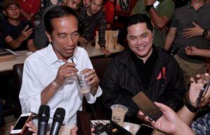 Jokowi Jajal Kopi Lokal Riau Yang Tak Kalah Nikmatnya Dengan Menantunya