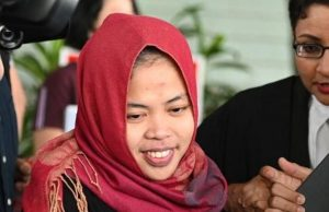 Bebas dari Hukuman, Siti Aisyah Ucapkan Terima Kasih Ke Pak Jokowi