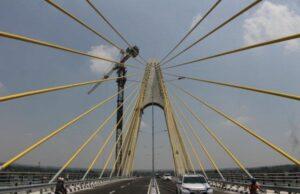 Jembatan Siak IV Resmi Dibuka Untuk Umum, Berikut Historynya