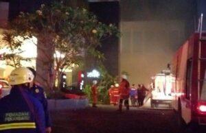 Basement Hotel Premiere Pekanbaru Kebakaran, Tamu Hotel Sempat Dievakuasi
