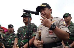 Kapolri Tito : Aksi Teror Bom Meledak di Sibolga Adalah Jaringan Lampung & ISIS