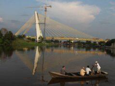 Jembatan Siak IV Diperkirakan Dibuka Untuk Umum Pekan Kedua Maret