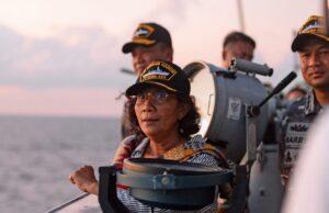 Pasca Kejadian ditabraknya KRI Tjiptadi oleh kapal Vietnam, Menteri Susi Akan Tenggelamkan 51 Kapal KIA dari Vietnam