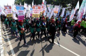 JK : Buruh Harus Tertib Peringati May Day