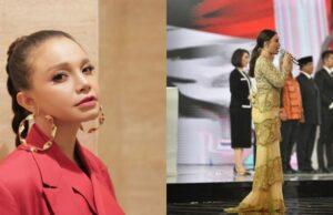 Rossa Minta Maaf Atas Lakukan Kesalahannya Saat Bawakan Indonesia Raya di Debat Capres