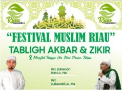 Festival Muslim Riau