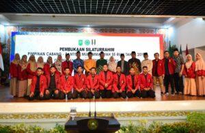Gubernur Riau Hadiri Pelantikan DPD IMM Riau Periode 2019-2021