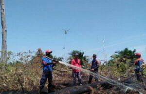 Untuk Antisipasi Kemarau Ekstrim di Bulan Juni BPBD Akan Tambahan Helikopter Lagi