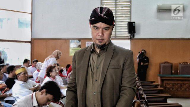Ahmad Dhani : Jangan Takut dengan Ancaman Wiranto