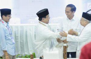 Real Count KPU Siang Ini, Siapa Menang Jokowi Vs Prabowo?