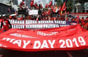 Hari Buruh, Apa aja Janji Pemerintahan Jokowi untuk Pekerja RI