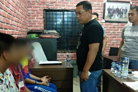 Tawuran di Jalan Soekarno Hatta Pekanbaru, Satu Pelajar Tewas, Dan Tiga Remaja Diamankan Polisi