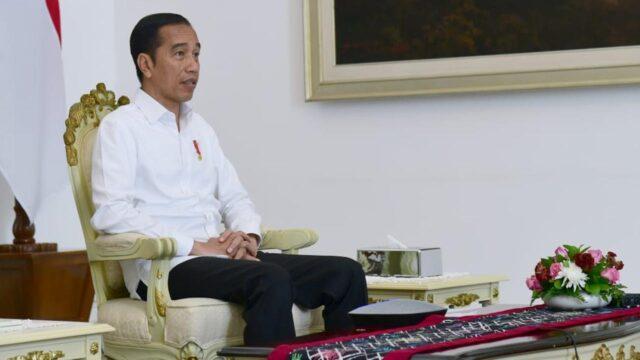 Jokowi : Duka Mendalam Untuk Tenaga Medis yang Gugur Melawan Covid-19