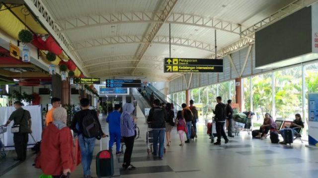 Mulai Hari Ini Jam Operasional Bandara SSK II Pekanbaru Dikurangi