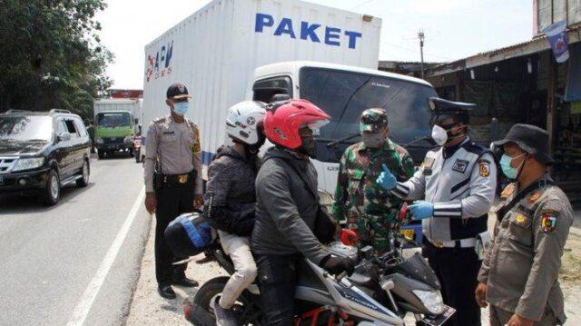 UPDATE Covid-19 di Riau, PSBB Berlaku di Pekanbaru, Ada 26 Kasus Positif di Riau