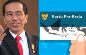 Ini kata Presiden Jokowi Soal Program Kartu Pra Kerja Yang Mirip Konten YouTube,