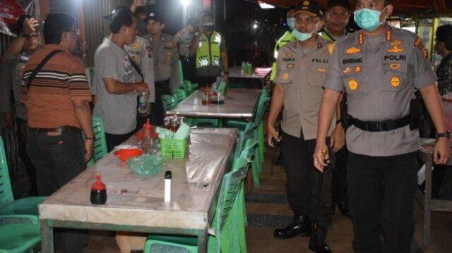 Nekat Keluar Rumah Tanpa Keperluan di Pekanbaru? Siap-Siap Diangkut Polisi