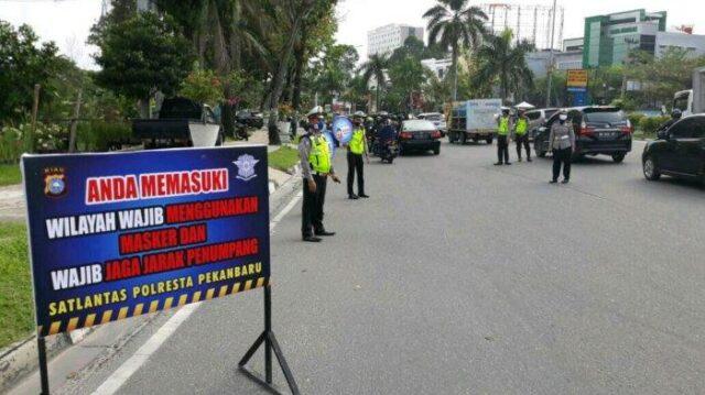 Soal Perpanjangan PSBB di Kota Pekanbaru, Walikota: Kita Minta Pendapat Gubernur Dulu