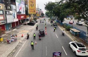 Selama PSBB Tahap II di Kota Pekanbaru Jumlah PDP Menurun