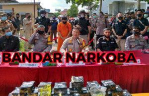 Bandar Narkoba di Riau Simpan 24 Kg Sabu-sabu dalam Minibus