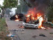 UPDATE Terkait Kerusuhan di Madina: Kepala Desa di Mandailing Natal Akhirnya Mengundurkan Diri