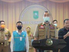 BREAKING NEWS: MELEDAK, Riau Tambah 24 Kasus Positif Covid-19