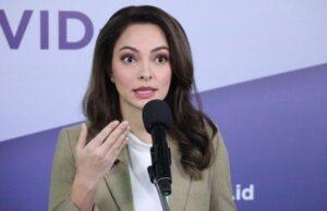 dr Reisa Broto Asmoro Masuk dalam Tim Komunikasi Gugus Tugas Covid-19, Jubir Jokowi Jadi Bingung