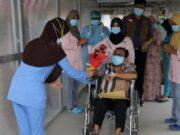 BREAKING NEWS : RSUD AA Pulangkan Pasien Positif Terakhir, Pasien Positif Sembuh di Riau Terus Bertambah