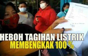 Pelanggan Lapor ke Ombudsman, Warga Sempat Datangi Kantor PLN