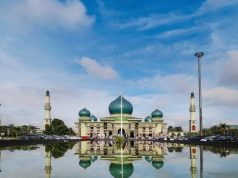 Gubri Syamsuar : Aktivitas Olahraga di Masjid An Nur Pekanbaru ke Stadion Utama