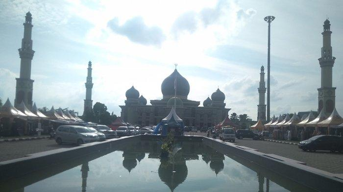Masjid Raya An Nur Bakal Sembelih Delapan Ekor Sapi Kurban,Salah Satunya Sapi dari Presiden Jokowi