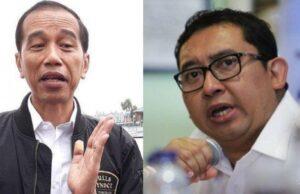 Fadli Zon : Menteri yang Harus Dievaluasi atau Kinerja Presiden?